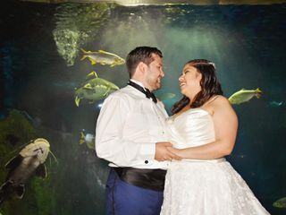 The wedding of Hanford and Rebecca 2