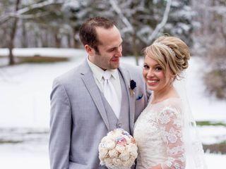 The wedding of Rachel and Jeff