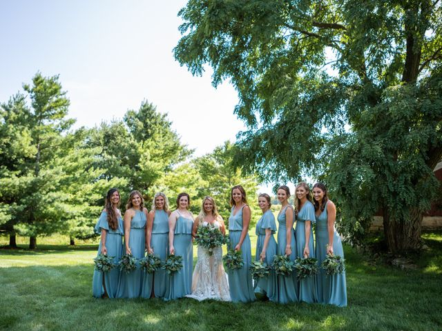 Ryan and Kayla's Wedding in Rockton, Illinois 4