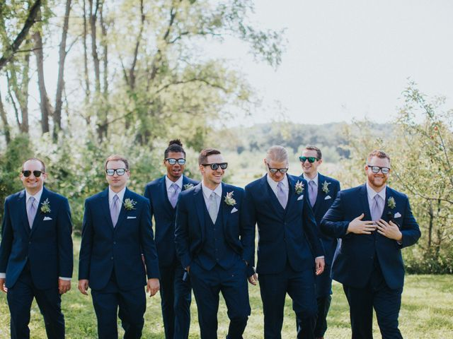 Ryan and Kayla's Wedding in Rockton, Illinois 5