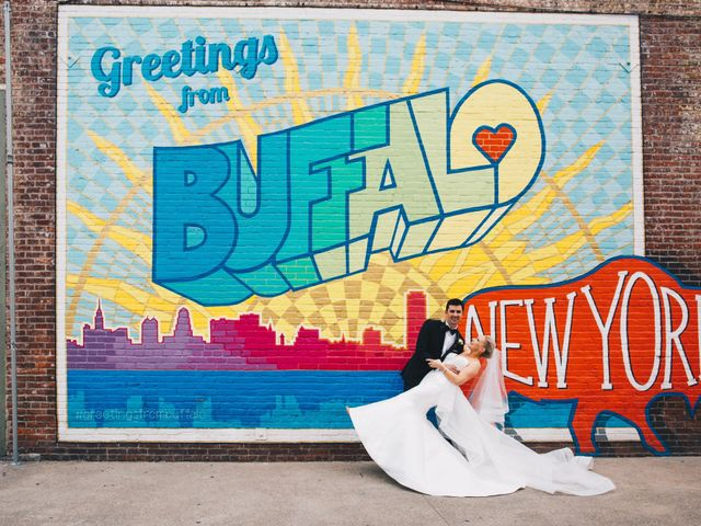 Kasey and Jennie's Wedding in Buffalo, New York 1