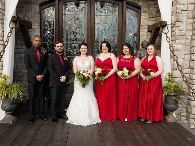 Kevin and Heather's Wedding in Shelby, Alabama 2