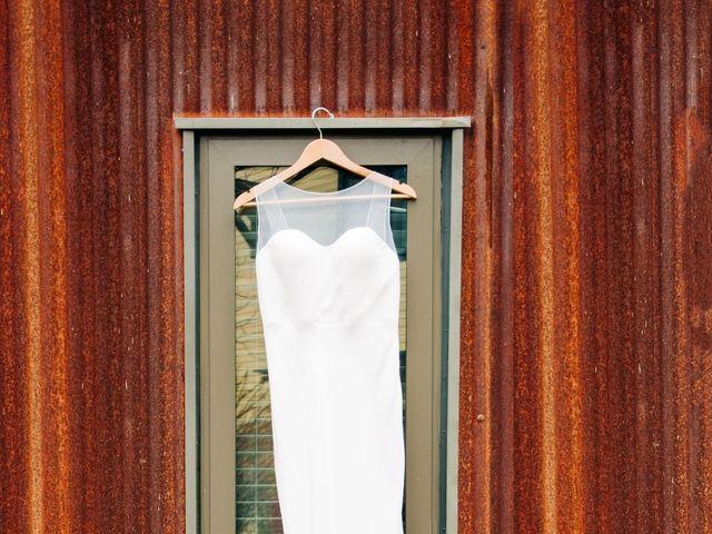 Leslie and Steven's Wedding in Vallejo, California 12