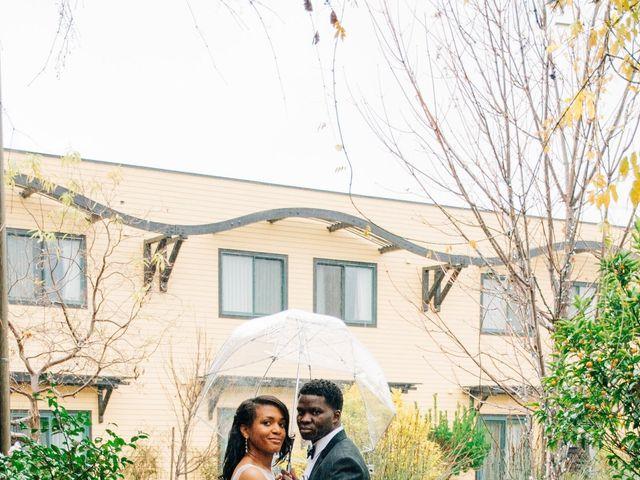 Leslie and Steven's Wedding in Vallejo, California 20