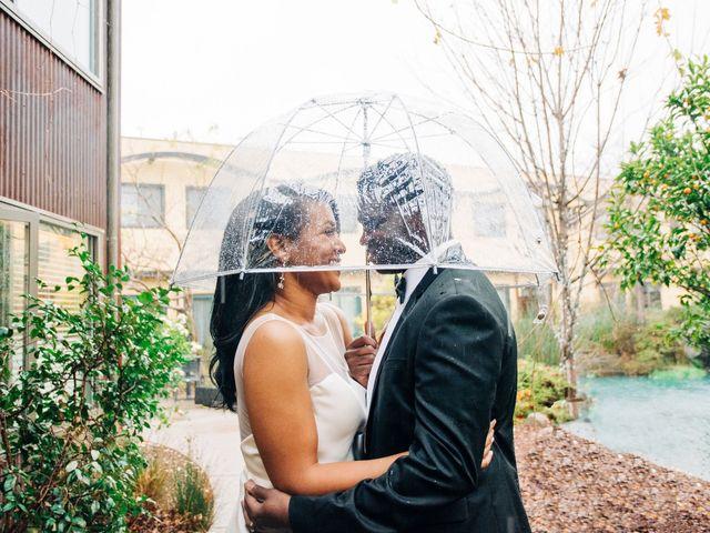 Leslie and Steven's Wedding in Vallejo, California 23