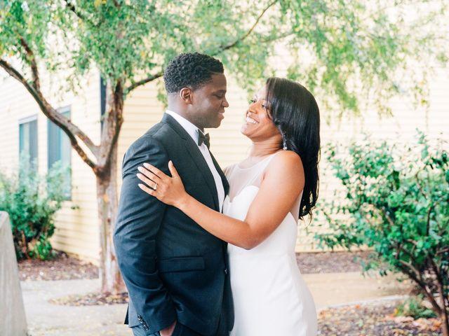Leslie and Steven's Wedding in Vallejo, California 31
