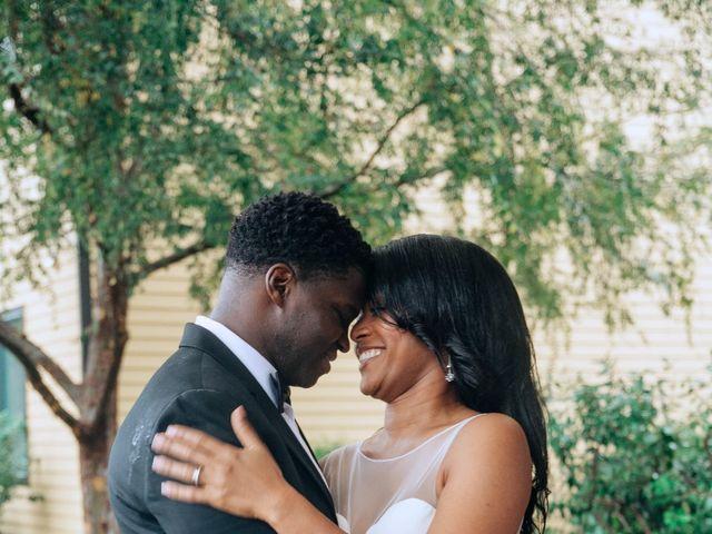 Leslie and Steven's Wedding in Vallejo, California 35
