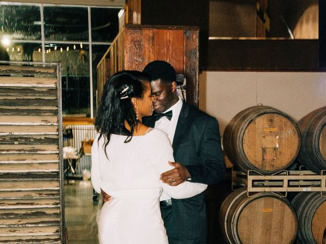 Leslie and Steven's Wedding in Vallejo, California 41