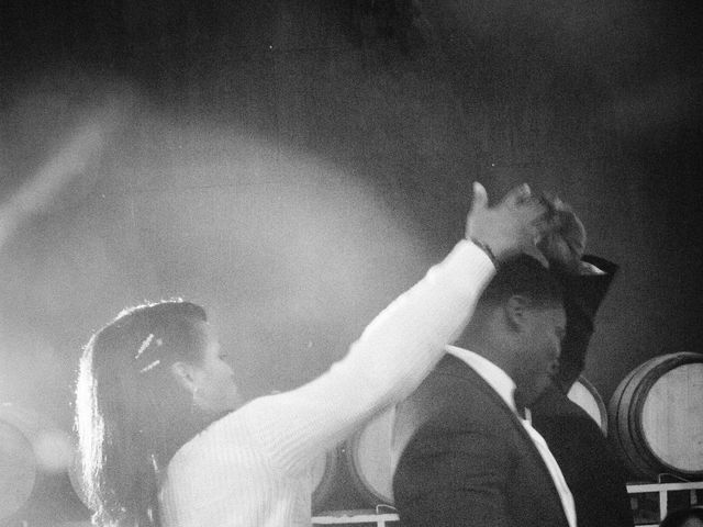 Leslie and Steven's Wedding in Vallejo, California 52