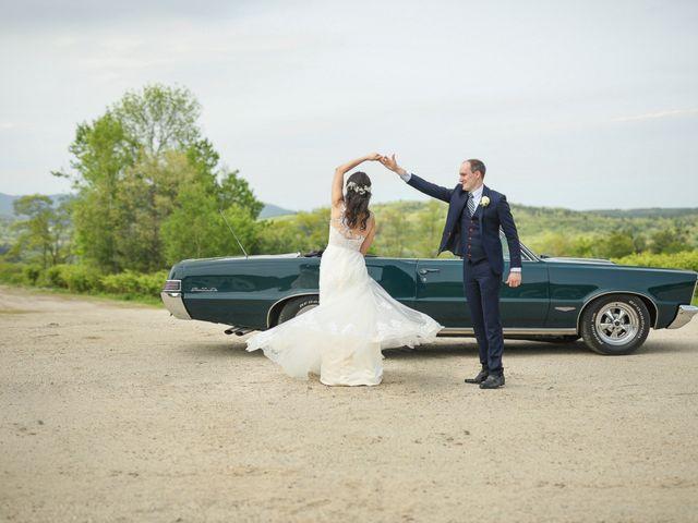 The wedding of Phelan and Yvette