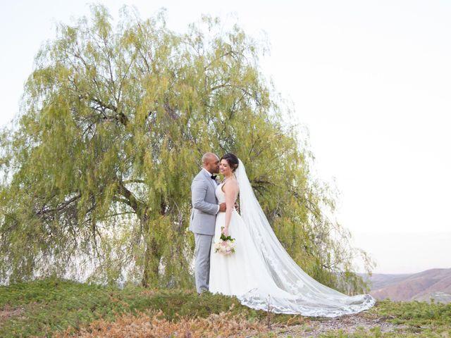 The wedding of Brynne and Brandon