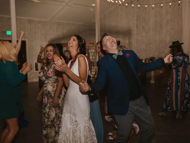 Brent and Rebecca's Wedding in Morrison, Colorado 6