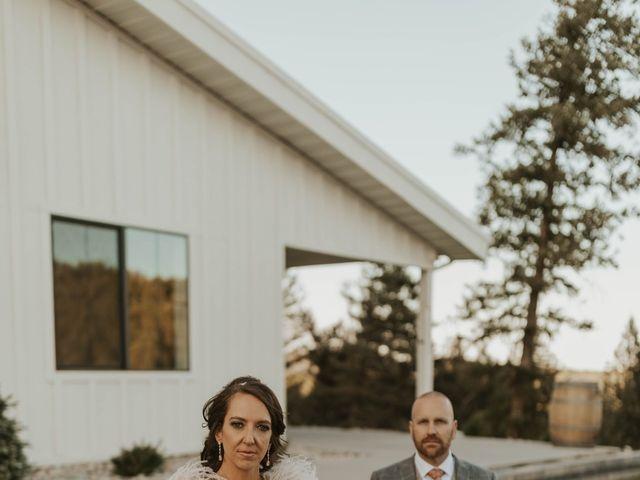 Brent and Rebecca's Wedding in Morrison, Colorado 12