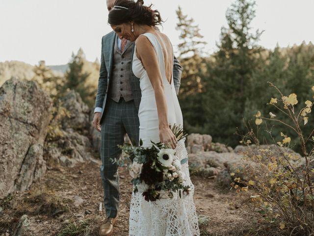 Brent and Rebecca's Wedding in Morrison, Colorado 15