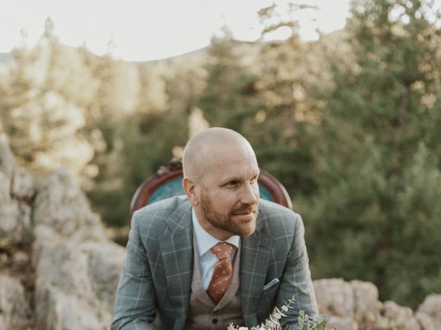 Brent and Rebecca's Wedding in Morrison, Colorado 18