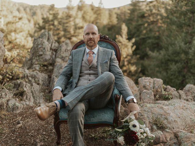 Brent and Rebecca's Wedding in Morrison, Colorado 19