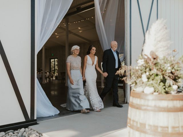 Brent and Rebecca's Wedding in Morrison, Colorado 24