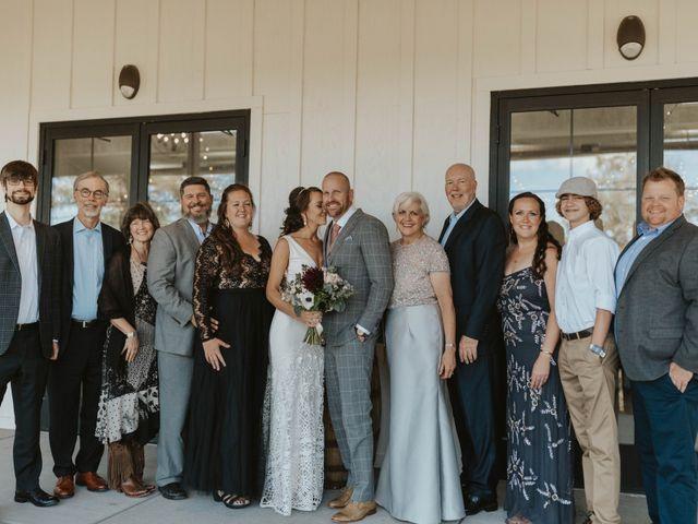 Brent and Rebecca's Wedding in Morrison, Colorado 25