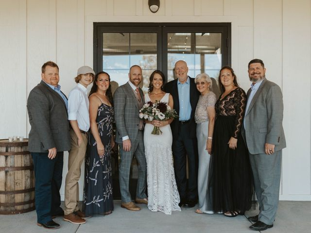 Brent and Rebecca's Wedding in Morrison, Colorado 26