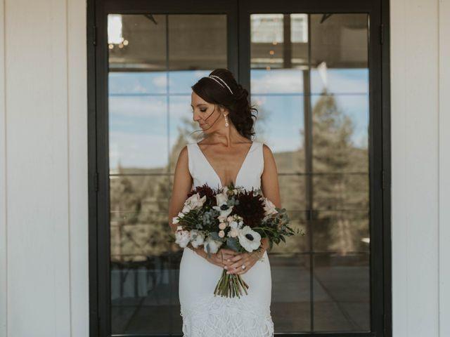 Brent and Rebecca's Wedding in Morrison, Colorado 28