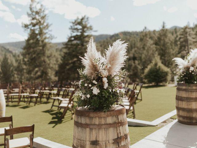 Brent and Rebecca's Wedding in Morrison, Colorado 30