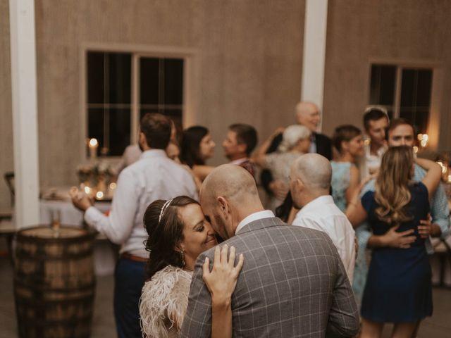 Brent and Rebecca's Wedding in Morrison, Colorado 36
