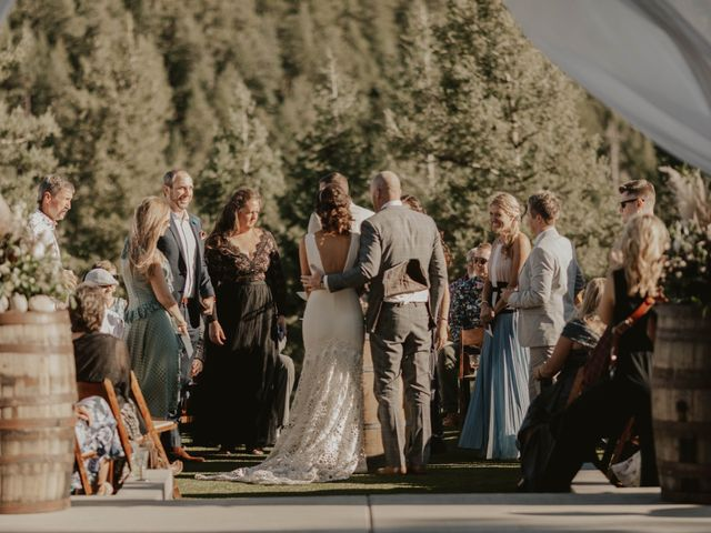Brent and Rebecca's Wedding in Morrison, Colorado 38