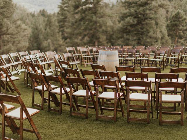 Brent and Rebecca's Wedding in Morrison, Colorado 39