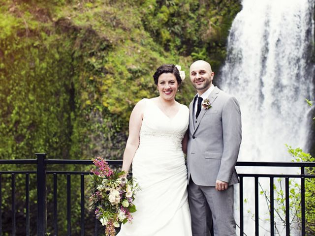 The wedding of Seneca and Katelyn