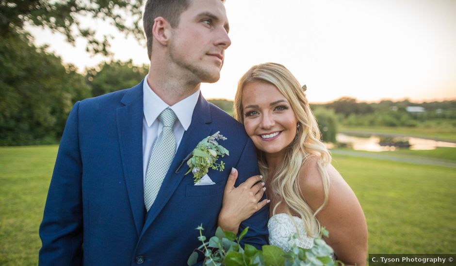 Ryan and Kayla's Wedding in Rockton, Illinois