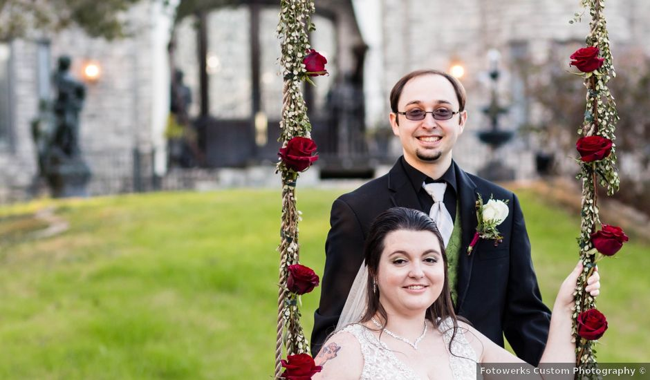 Kevin and Heather's Wedding in Shelby, Alabama