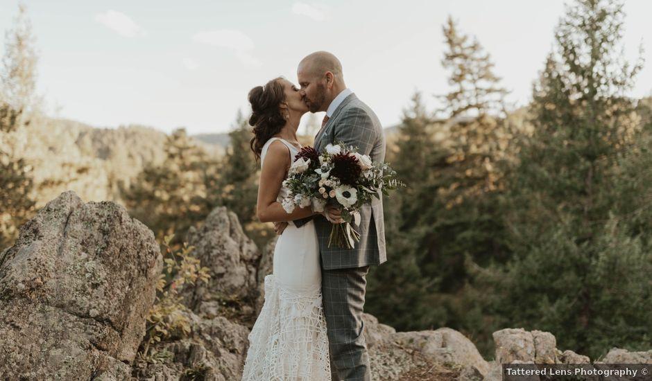 Brent and Rebecca's Wedding in Morrison, Colorado