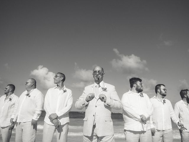 Michael and Linda's Wedding in Bavaro, Dominican Republic 25