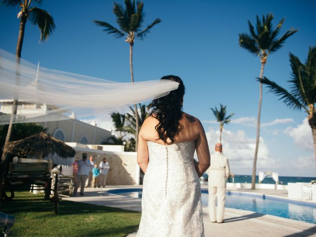 Michael and Linda's Wedding in Bavaro, Dominican Republic 28