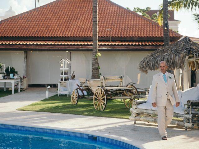 Michael and Linda's Wedding in Bavaro, Dominican Republic 37