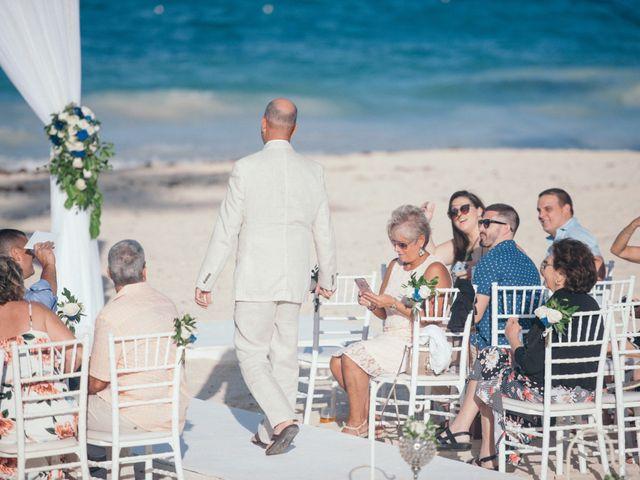 Michael and Linda's Wedding in Bavaro, Dominican Republic 38