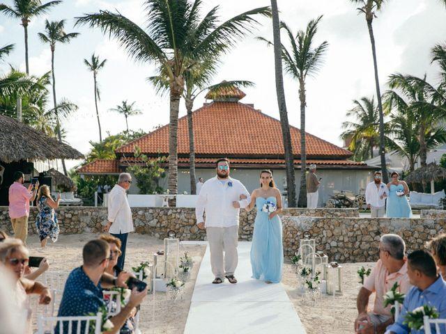 Michael and Linda's Wedding in Bavaro, Dominican Republic 39