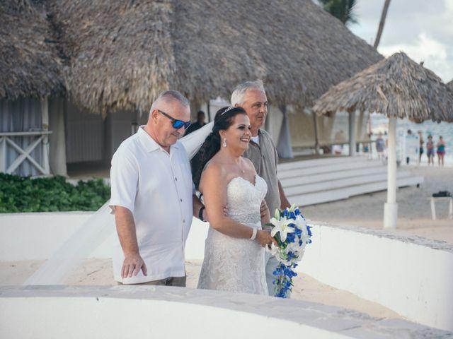 Michael and Linda's Wedding in Bavaro, Dominican Republic 41