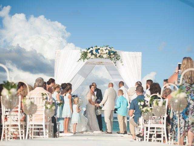 Michael and Linda's Wedding in Bavaro, Dominican Republic 44