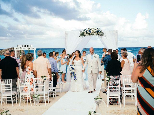Michael and Linda's Wedding in Bavaro, Dominican Republic 46