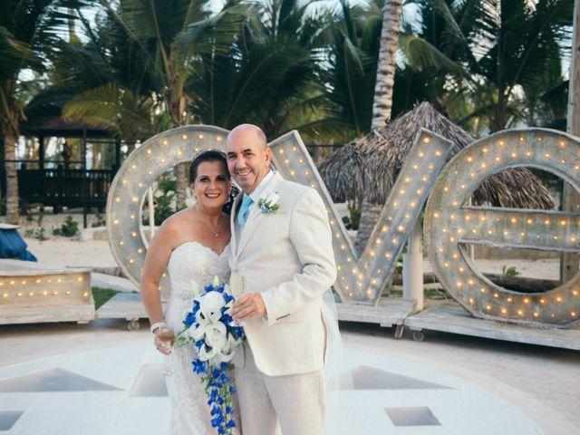 Michael and Linda's Wedding in Bavaro, Dominican Republic 48