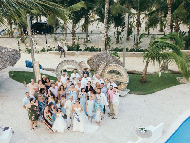 Michael and Linda's Wedding in Bavaro, Dominican Republic 49