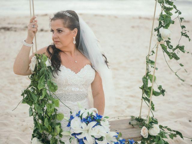 Michael and Linda's Wedding in Bavaro, Dominican Republic 50