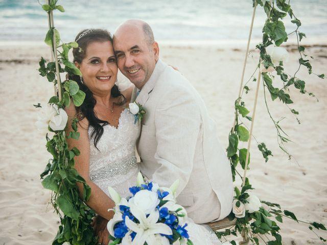 Michael and Linda's Wedding in Bavaro, Dominican Republic 51