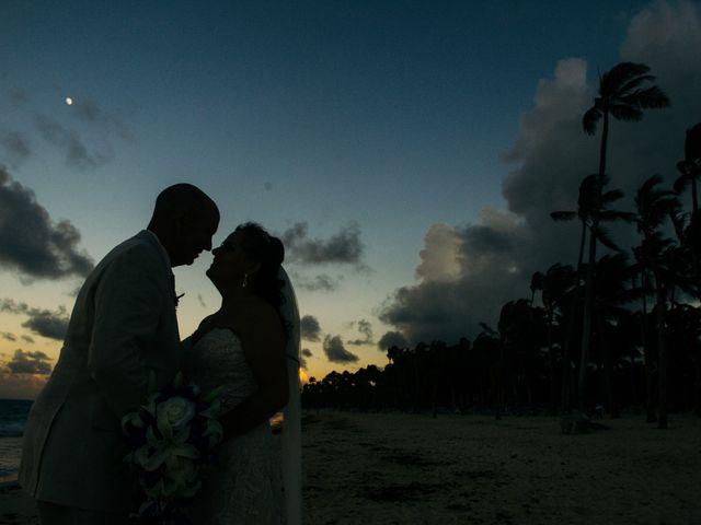 Michael and Linda's Wedding in Bavaro, Dominican Republic 54