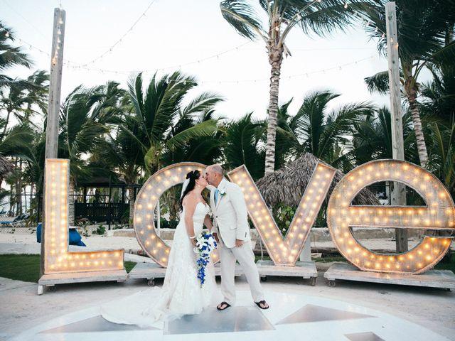 Michael and Linda's Wedding in Bavaro, Dominican Republic 55