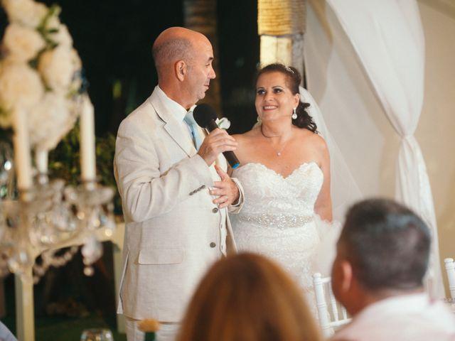 Michael and Linda's Wedding in Bavaro, Dominican Republic 59