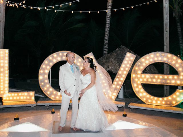 Michael and Linda's Wedding in Bavaro, Dominican Republic 60