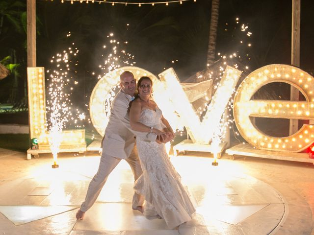Michael and Linda's Wedding in Bavaro, Dominican Republic 63