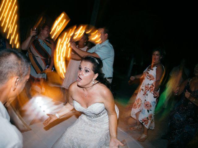 Michael and Linda's Wedding in Bavaro, Dominican Republic 65